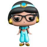 POP! DISNEY ALADDIN JASMINE W/ GLASSES