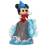 POP! DISNEY FANTASIA MOVIE MOMENTS SORCERER MICKEY