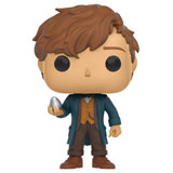 POP! FANTASTIC BEASTS NEWT SCAMANDER W/ EGG