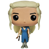 POP! GAME OF THRONES DAENERYS W/ BLUE DRESS