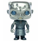 POP! GAME OF THRONES NIGHT KING METALLIC