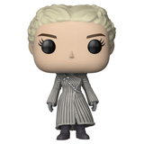 POP! GAME OF THRONES DAENERYS W/ WHITE COAT DAMAGED BOX