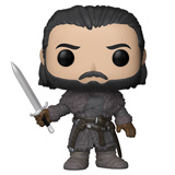 POP! GAME OF THRONES JON SNOW BEYOND THE WALL