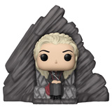 POP! GAME OF THRONES DAENERYS ON DRAGONSTONE THRONE