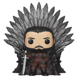 POP! GAME OF THRONES JON SNOW ON THRONE