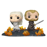 POP! GAME OF THRONES MOVIE MOMENTS DAENERYS AND JORAH