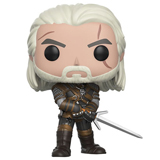 POP! GAMES THE WITCHER GERALT
