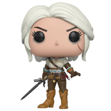 POP! GAMES THE WITCHER CIRI