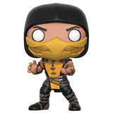 POP! GAMES MORTAL KOMBAT SCORPION