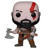 POP! GAMES GOD OF WAR KRATOS W/ AXE