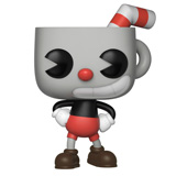 POP! GAMES CUPHEAD