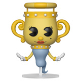 POP! GAMES CUPHEAD LEGENDARY CHALICE