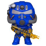 POP! GAMES FALLOUT T-51 POWER ARMOR VAULT TEC