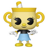 POP! GAMES CUPHEAD MS. CHALICE