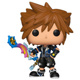 POP! GAMES KINGDOM HEARTS III SORA DRIVE FORM