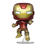 POP! GAMES AVENGERS IRON MAN ACTION POSE