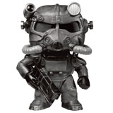 POP! GAMES FALLOUT POWER ARMOR BLACK