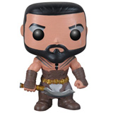 POP! GAME OF THRONES KHAL DROGO