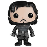 POP! GAME OF THRONES JON SNOW CASTLE BLACK