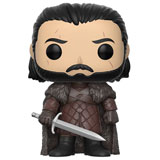 POP! GAME OF THRONES JON SNOW KING OF THE NORTH
