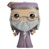 POP! HARRY POTTER ALBUS DUMBLEDORE W/ WAND