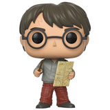 POP! HARRY POTTER HARRY POTTER W/ MARAUDERS MAP