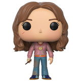 POP! HARRY POTTER HERMIONE W/ TIME TURNER