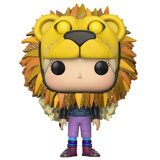 POP! HARRY POTTER LUNA LION'S HEAD