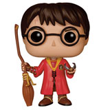 POP! HARRY POTTER HARRY POTTER QUIDDITCH