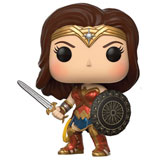POP! HEROES WONDER WOMAN MOVIE WONDER WOMAN