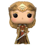 POP! HEROES WONDER WOMAN MOVIE HIPPOLYTA