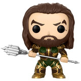 POP! HEROES JUSTICE LEAGUE AQUAMAN