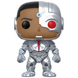 POP! HEROES JUSTICE LEAGUE CYBORG