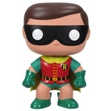 POP! HEROES BATMAN 1966 ROBIN