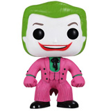 POP! HEROES BATMAN 1966 THE JOKER