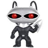 POP! HEROES BLACK MANTA