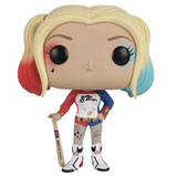 POP! HEROES SUICIDE SQUAD HARLEY QUINN
