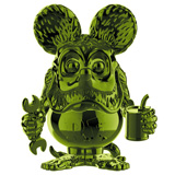 POP! ICONS RAT FINK GREEN CHROME TOY TOKYO SDCC 2019