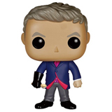 POP! TV DOCTOR WHO TWELFTH DOCTOR W/ SPOON