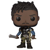 POP! MARVEL BLACK PANTHER MOVIE ERIK KILLMONGER