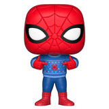 POP! MARVEL HOLIDAY SPIDER-MAN