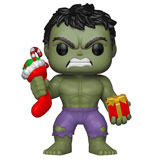 POP! MARVEL HOLIDAY HULK