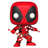 POP! MARVEL HOLIDAY DEADPOOL