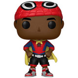 POP! MARVEL SPIDER-MAN MILES MORALES W/ CAPE