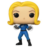 POP! MARVEL FANTASTIC FOUR INVISIBLE GIRL