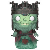POP! MOVIES THE LORD OF THE RINGS DUNHARROW KING