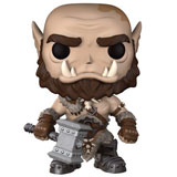 POP! MOVIES WARCRAFT ORGRIM