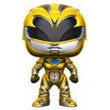 POP! MOVIES POWER RANGERS YELLOW RANGER