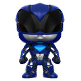 POP! MOVIES POWER RANGERS BLUE RANGER
