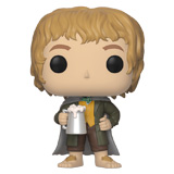 POP! MOVIES THE LORD OF THE RINGS MERRY BRANDYBUCK
